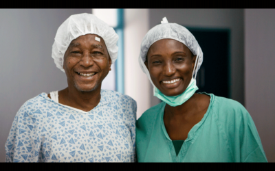 Haddy's Story: Our First Surgeon in The Gambia