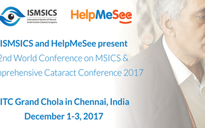 HelpMeSee To Demonstrate Eye Surgery Simulator at Comprehensive Cataract Conference 2017