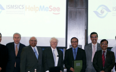 HelpMeSee and ISMSICS Sign Multi-Year Agreement to Promote Cataract Surgery
