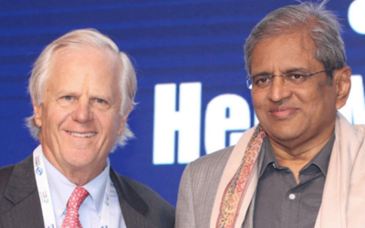 Dr. M.S. Ravindra Receives Inaugural Excellence in MSICS Award from ISMSICS