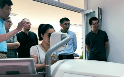 HelpMeSee Eye Surgery Simulators Delivered to China: A Report from Our Biomedical Simulator Technologist, Anthony DeSantis