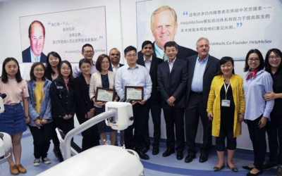 Learning Faster and Reducing Risks: HelpMeSee Certified First Instructors for Simulation-based Ophthalmic Surgical Training in China