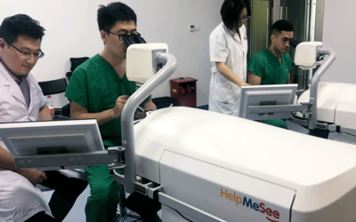 HelpMeSee and Eye Hospital, Wenzhou Medical University, Launch Pilot for Innovative Simulation Training Program to Reduce Cataract Blindness in China