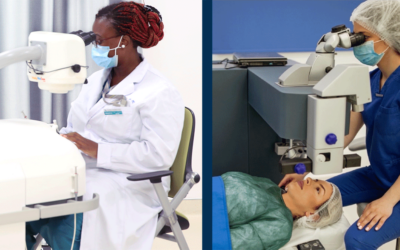 Study Demonstrates Effectiveness of the HelpMeSee Simulation-Based Training System that Leads to Fewer Errors in Real Life Cataract Surgery.