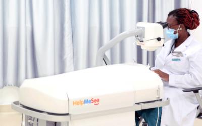 From Pharmacy to Ophthalmology – Anodine Daliko Nishimwe